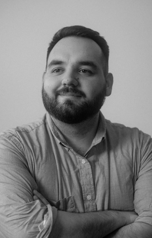 Stefan Girard - Production Manager